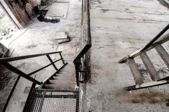 Papierfabriek De Naeyer trappen