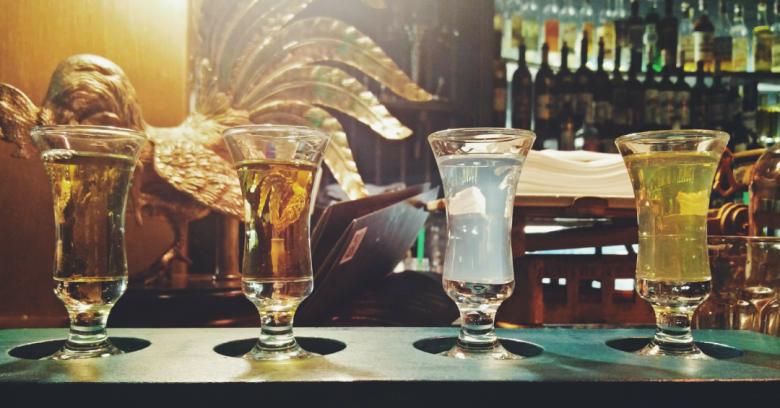 Absintherie: op bezoek bij de groene fee