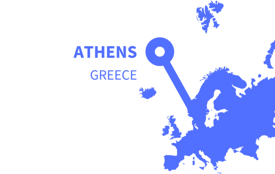 Must visit and important Instagram hashtags for Athens in Greece