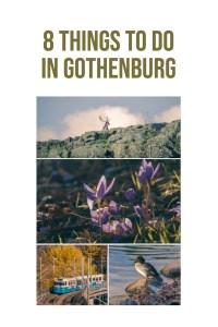 what to do in gothenburg pinterest