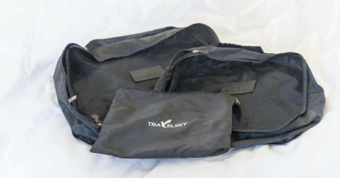How packing cubes can improve your traveling experience