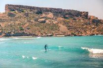 Malta paddleboard
