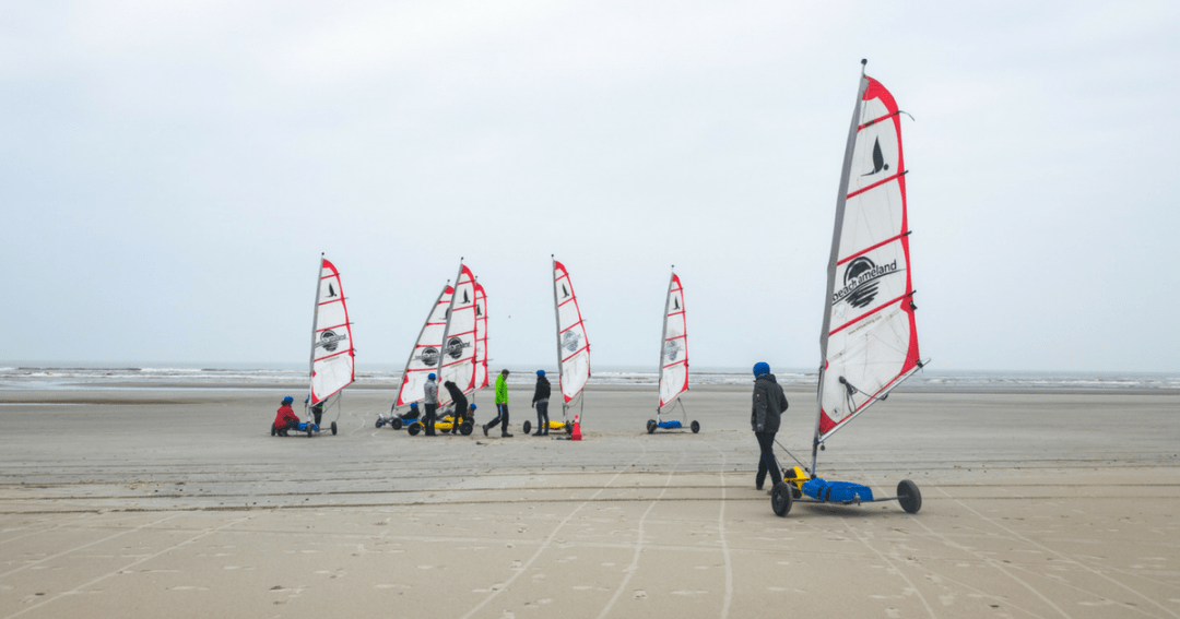 Places to experience adventure in the Wadden Sea Islands