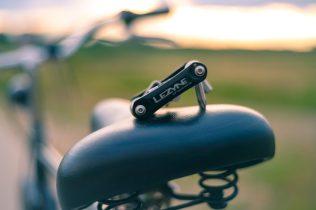 Reparation kit for bike - Bike trip checklist