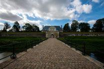 Citadelle d'arras in France