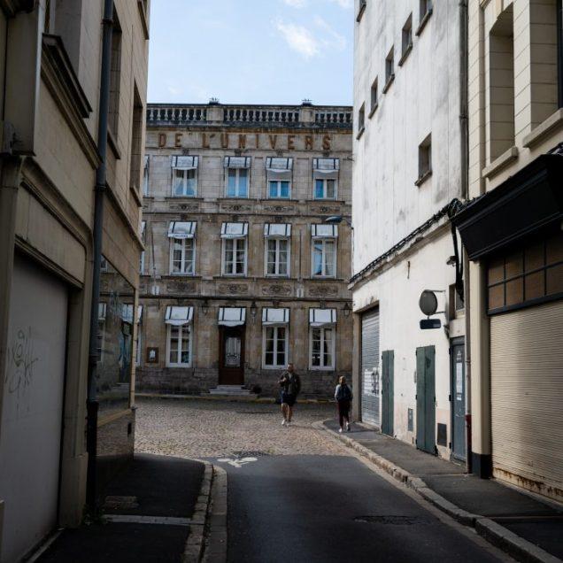 Little streets of Arras