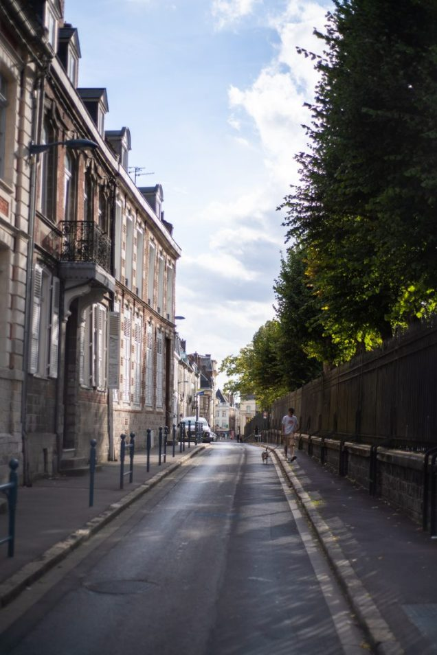 Streets of Arras