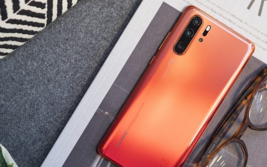 Huawei P30 pro quick review: first impression of the smartphone camera
