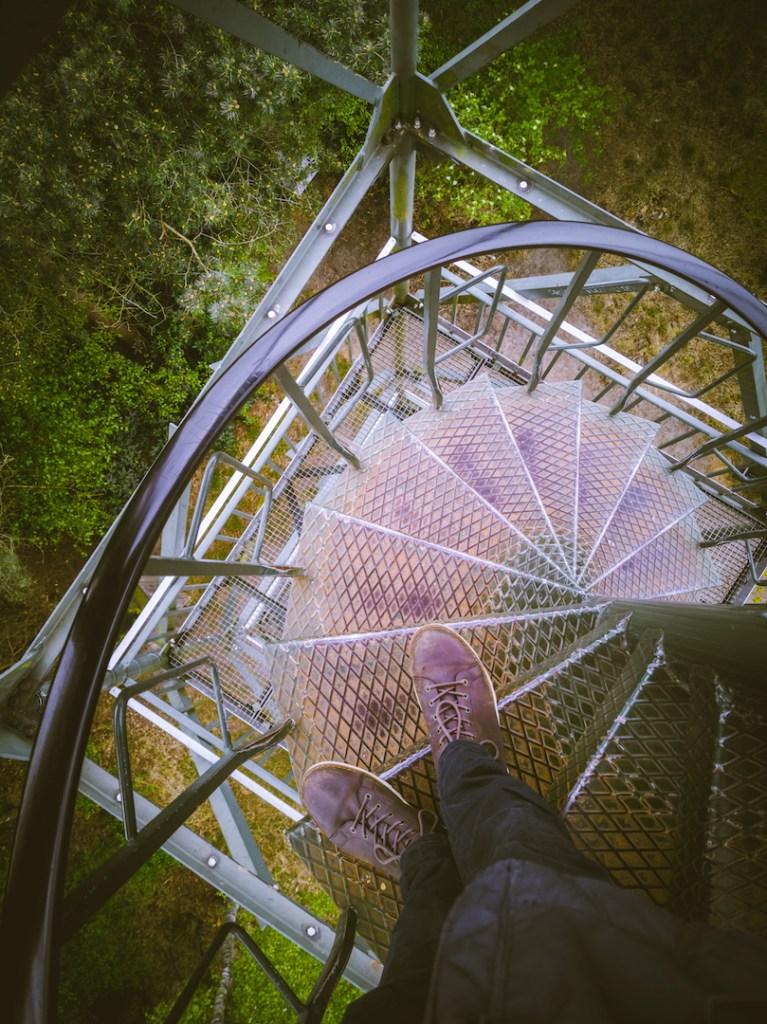 Conquered vertigo