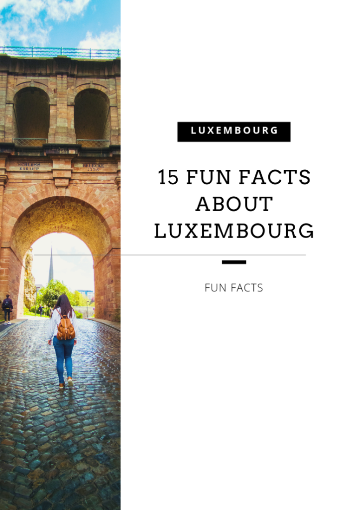 15 Fun facts Luxembourg
