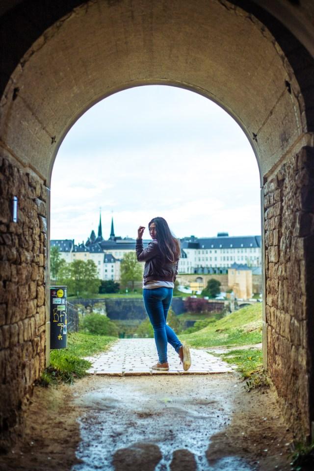 Drei Eicheln in Luxembourg