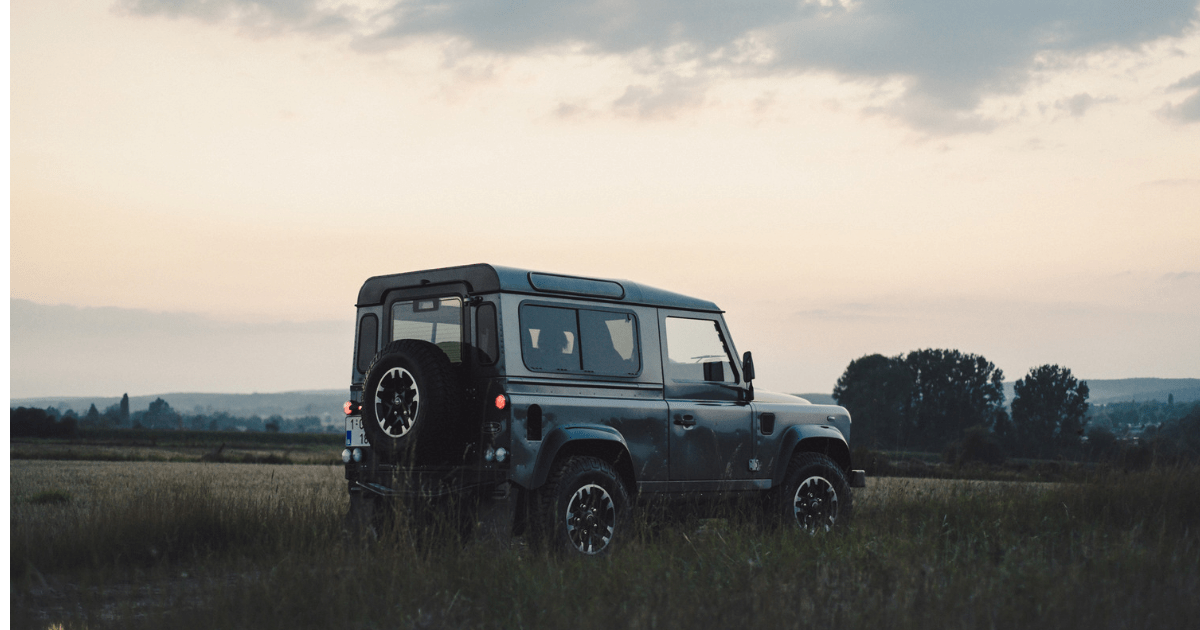Photo overview: close to home adventures with a Land Rover Defender