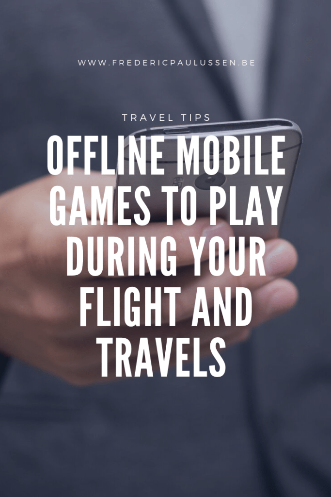mobile games you can play offline