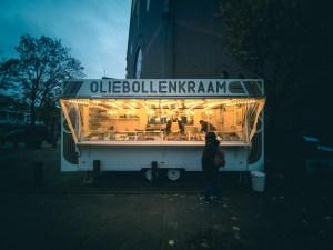 Oliebollen in Utrecht