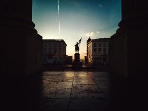 place royale in Brussels