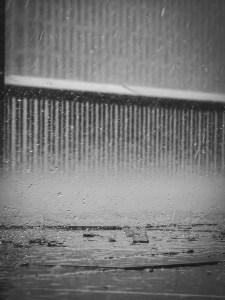 HuaweiP40pro+ raw sample of raindrops