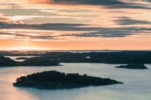 Fjällbacka view