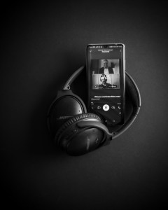 Podcast-photography