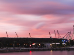 Sunset-in-Antwerp