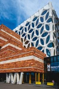 naturalis museum front