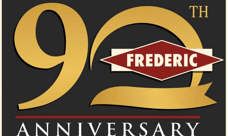 Frederic Celebrates 90 Years in Business