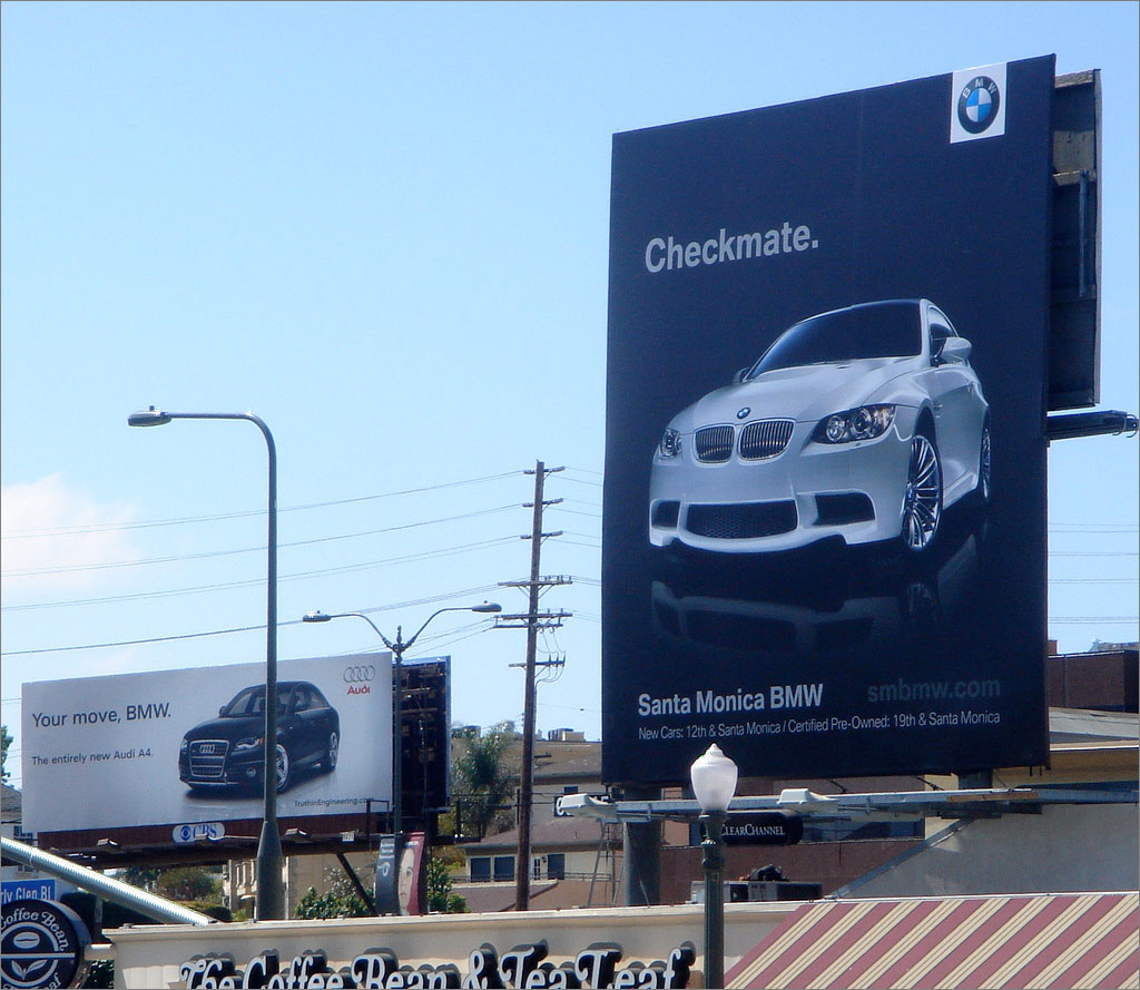Audi-BMW / BMW-Audi