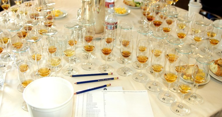 The Inside Story to 'Best Bourbon' at the San Francisco World Spirits Competition