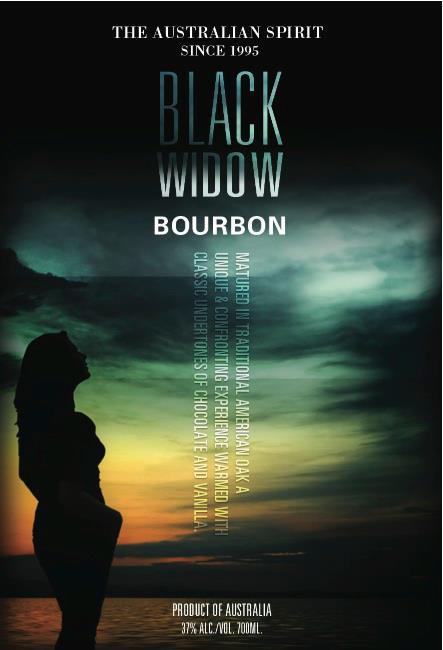 Black Widow Bourbon