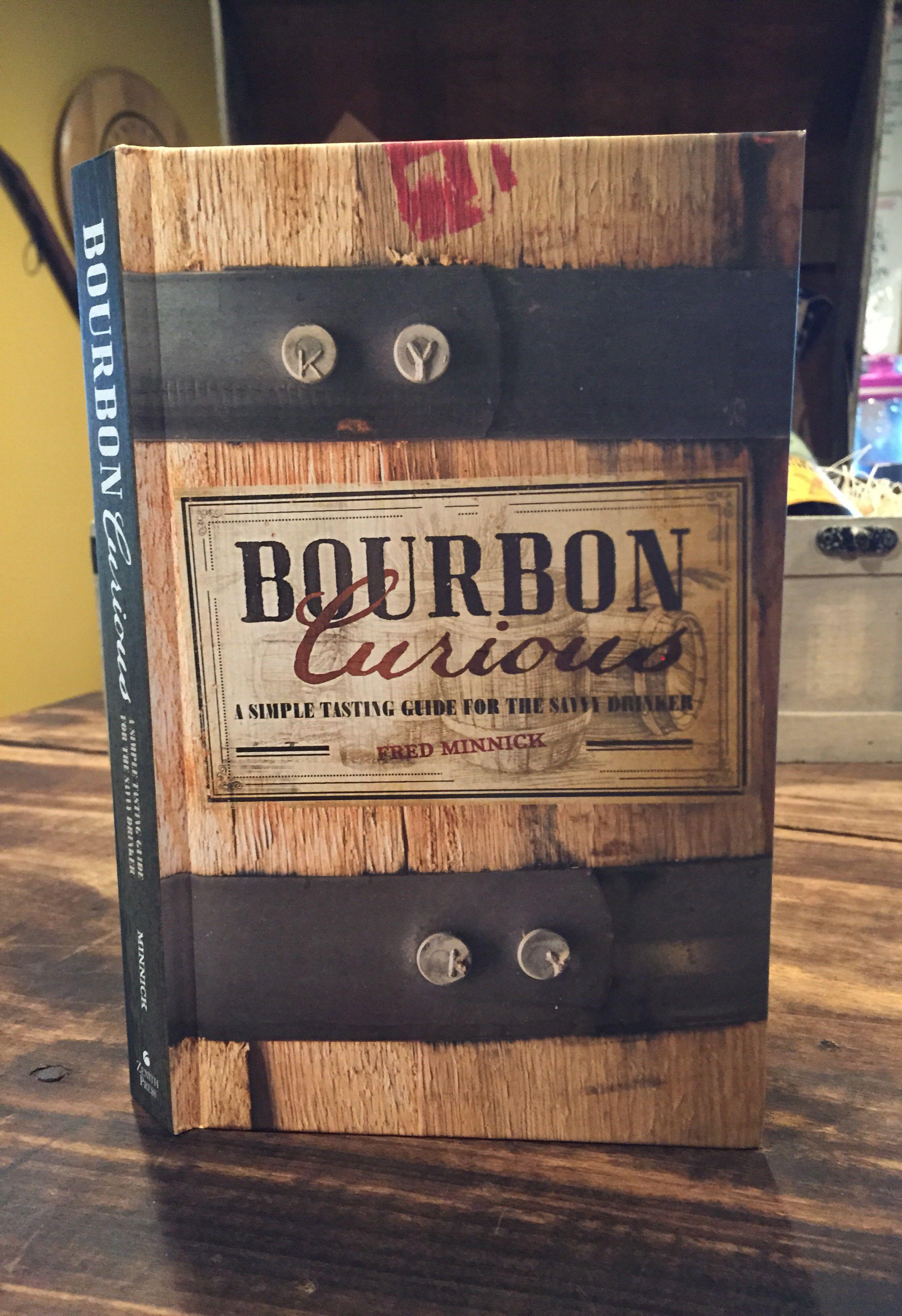 Bourbon Curious Book Tour