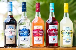 Heaven Hill Acquires Deep Eddy Vodka