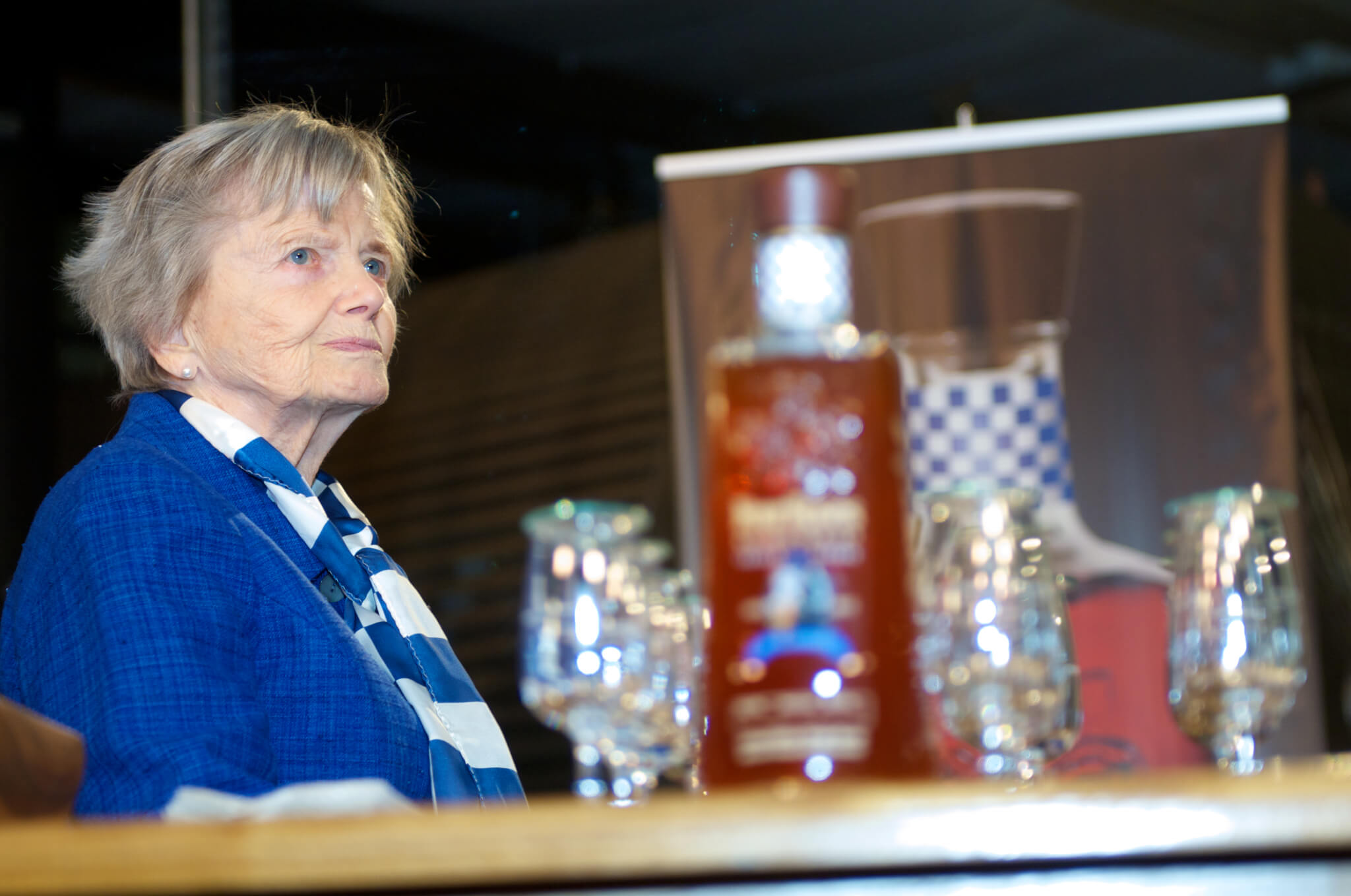 A Great Moment at Four Roses with Penny Chenery