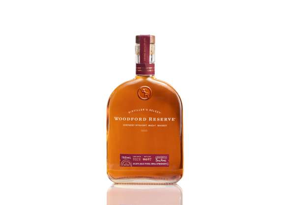 Woodford Reserve Wheat launched earlier this year and is a mash bill of 52 percent wheat, followed by malt (20%), corn (20%) and rye (8%). This unique recipe could be why I like it so much.