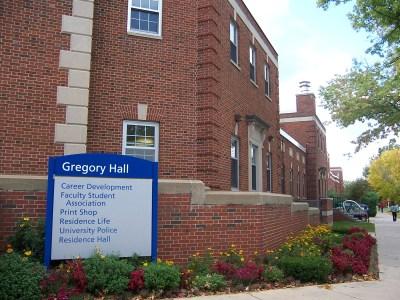 SUNY fredonia gregory hall