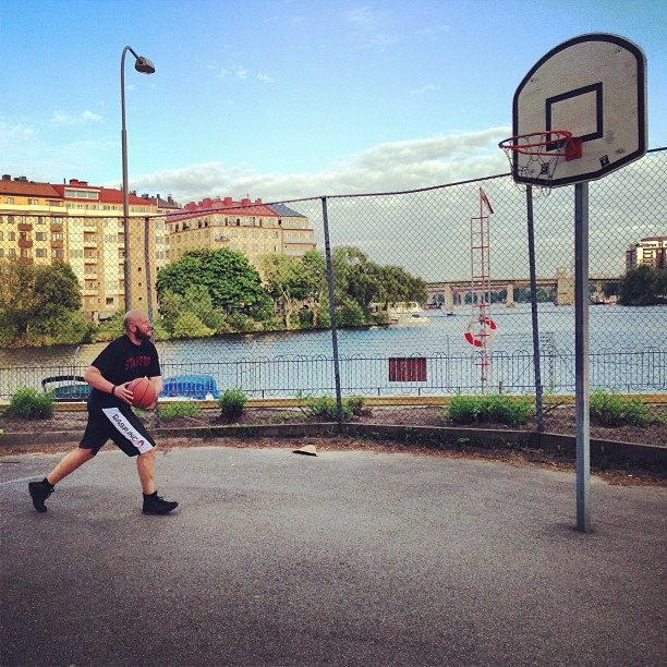 basket träning