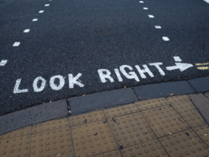 London - Look Right