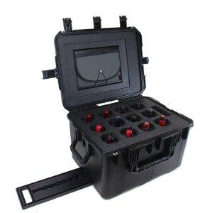 Case Pro wine suitcase