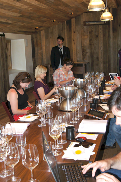 How Many Wines does a Wine Critic Taste per Day?