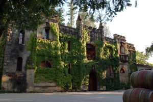 Chateau Montelena Winery exterior