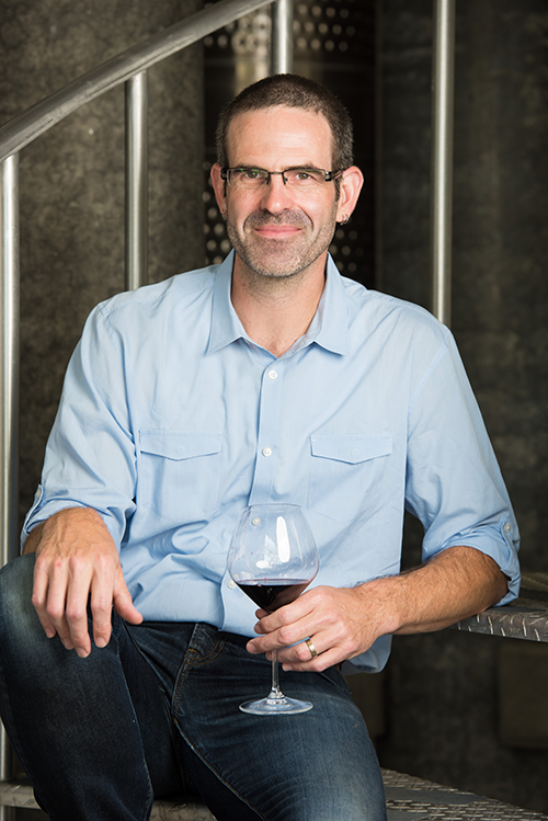 FEL winemaker Ryan Hodgins