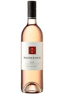 Halter Ranch rosé wines