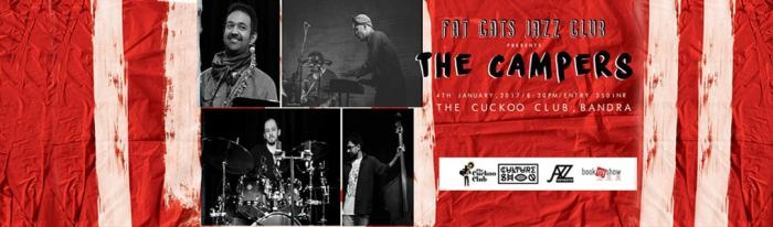 Fat Cats Jazz Club - The Campers