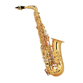 Mes Saxophone (Gold) JBAS-200L