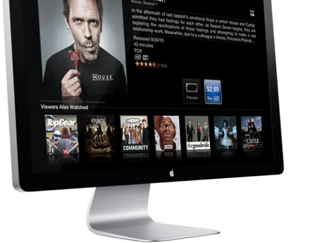 iPanel, la iTV d'Apple, bien plus qu'une télévision