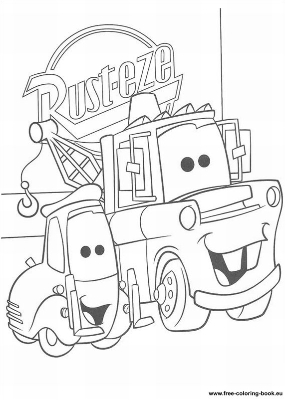 coloring pages cars disney pixar page 1 printable coloring pages