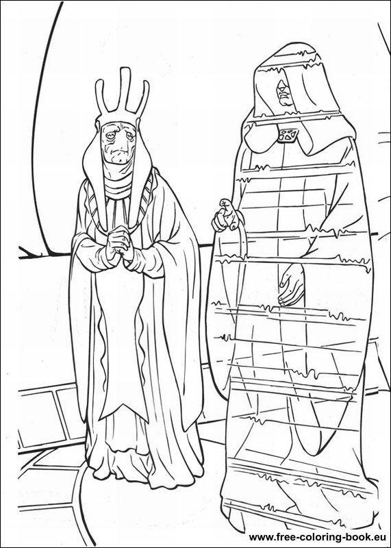 Coloring Pages Star Wars Page 1 Printable Coloring