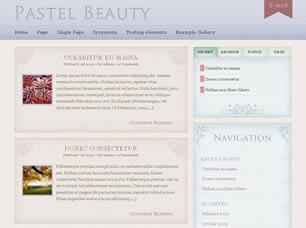 Free Antique Website Templates 10 Free Css