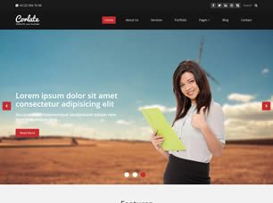 Free Computers Website Templates 72 Free Css