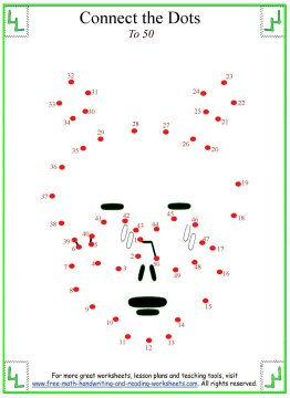 Free Connect The Dots Puzzles