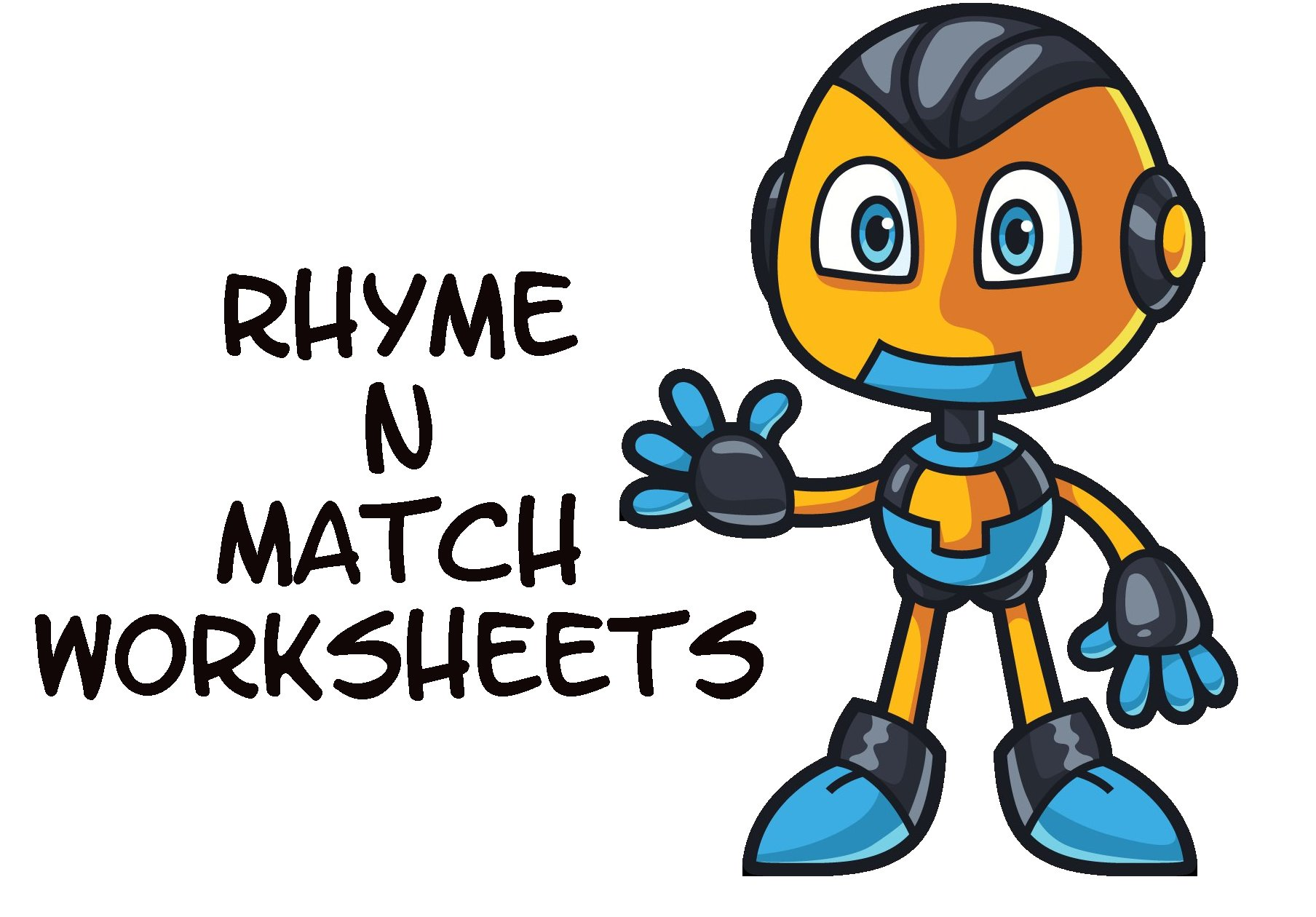 Rhyming Words Worksheets