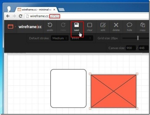 Wireframe cc  The Super Simple Way to Create Wireframes Online For now  wireframe cc has very basic wireframing options  The Premium  version of the service is yet to be released and it is likely that this web  app will
